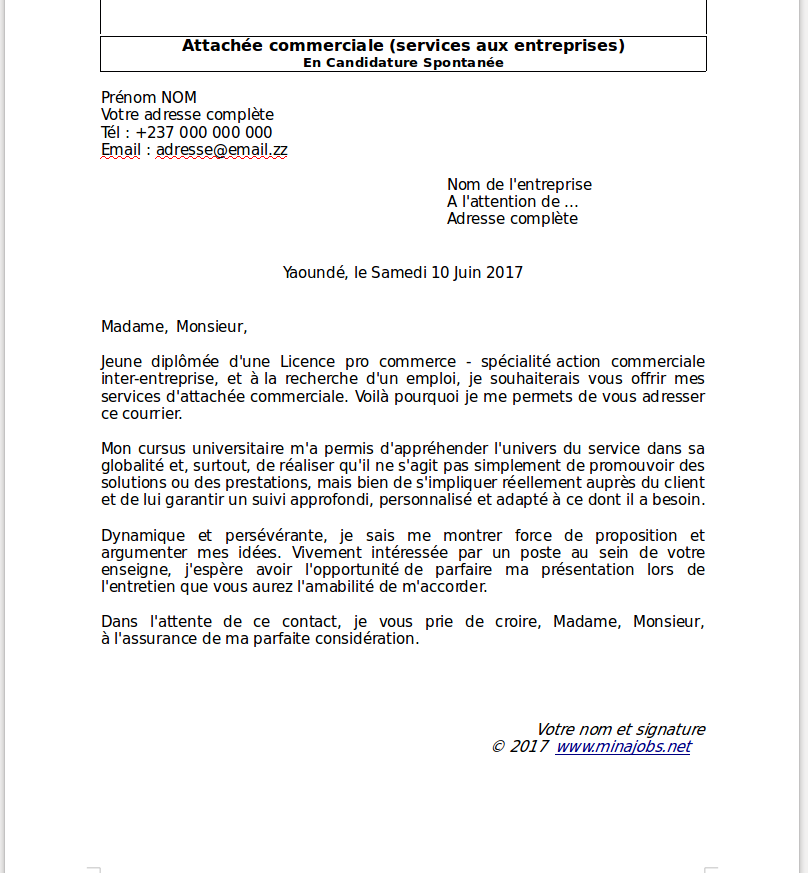 lettre de motivation marine nationale gratuite