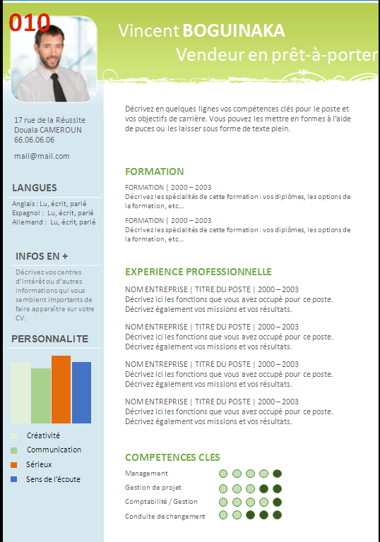 service r u00e9daction de cv  curriculum vit u00e6    cv premium et express  u2013 minajobs net   emplois