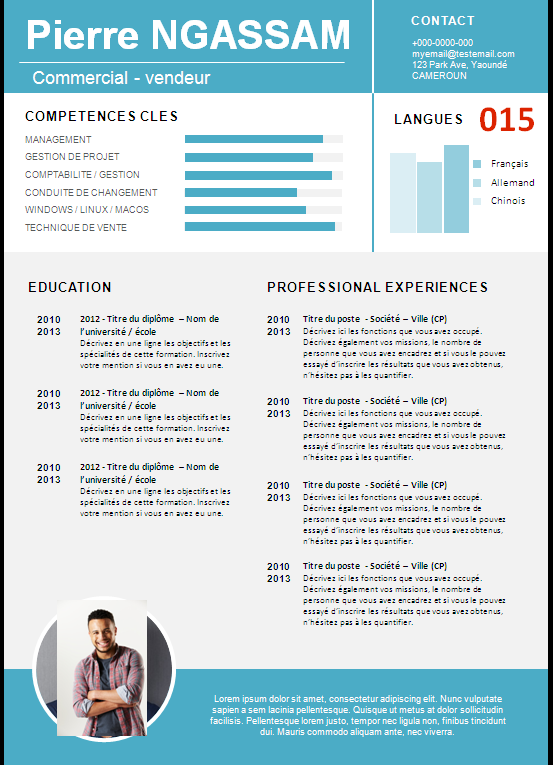 service r u00e9daction de cv  curriculum vit u00e6    cv premium et express  u2013 le blog de minajobs net
