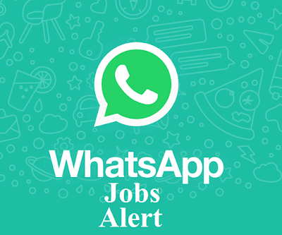 MinaJobs Whatsapp Job Alert Premium Service