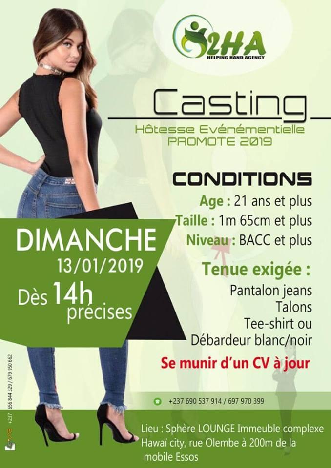 grand casting h u00f4tesses