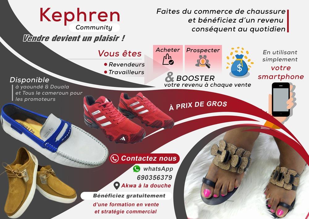 Recrutement promoteurs de Chaussures en ligne